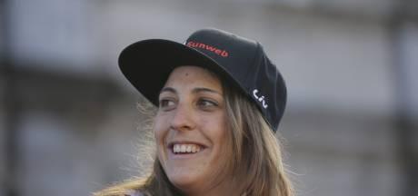 Lucinda Brand fietst ook volgend seizoen voor Sunweb