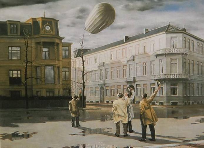Het schilderij van Willink dat Hedwig Saam graag zou willen kopen.
