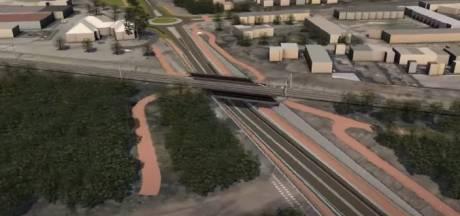 Gilze en Rijen kiest voor bijna gratis onderdoorgang spoor en rotonde bij N631