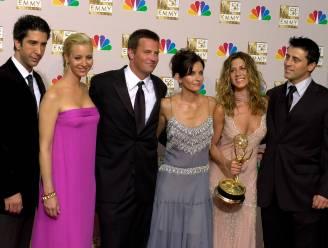 Opnames 'Friends'-reünie zijn eindelijk ingeblikt