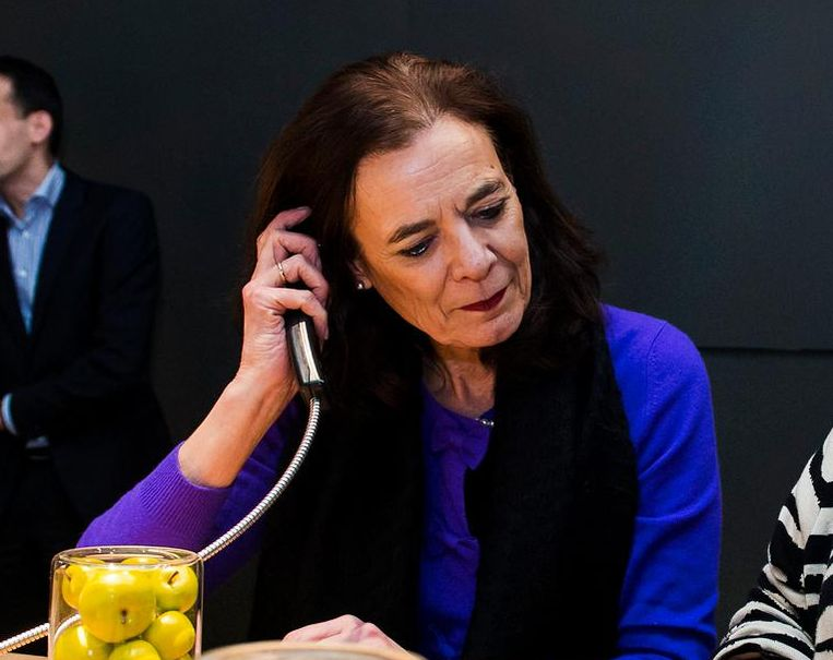Louise Fresco Beeld null