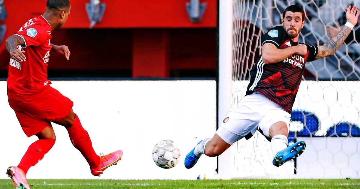 Bij FC Twente snapt niemand hoe Feyenoord kon ontsnappen - Tubantia