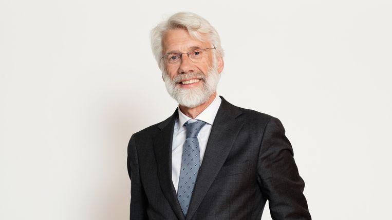 Erik Scherder. Beeld MAX