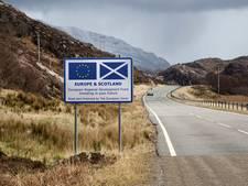 Londen keert zich tegen Schots brexitvoorstel
