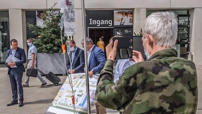 40 miljoen euro naar versnelde uitbreiding AZ Groeninge op Hoog Kortrijk, ziekenhuis Reepkaai op Buda-eiland sluit eind 2025 al