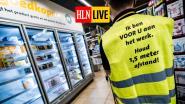 LIVE. Belgen mogen Frankrijk dan toch nog niet binnen - 125 nieuwe besmettingen en 23 overlijdens