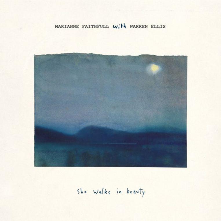 Marianne Faithfull & Warren Ellis – She Walks in Beauty Beeld rv