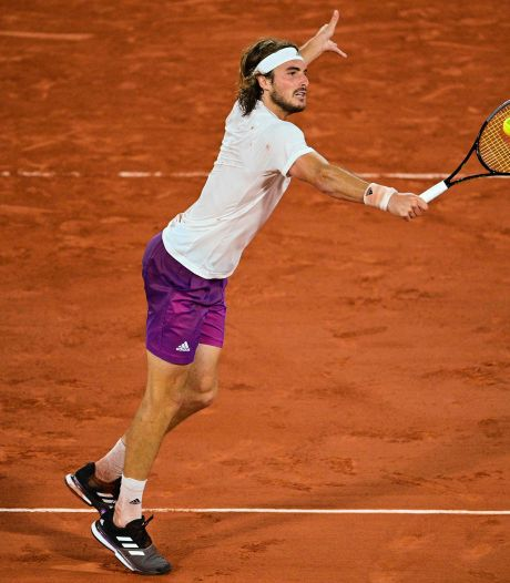 Stefanos Tsitsipas écarte Daniil Medvedev en trois sets et rejoint Alexander Zverev en demi-finale