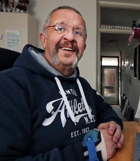 Leo Dietvorst, taalambassadeur Bergen op Zoom: 'Thuis sprak ik Engels'
