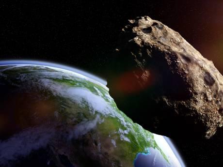 """Un gros astéroïde a """"frôlé"""" la Terre à 124.000 km/h"""