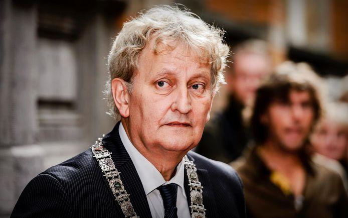 Eberhard van der Laan.
