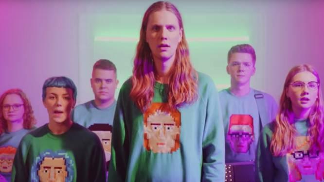 IJslandse inzending, die Songfestival waarschijnlijk had gewonnen, zingt covers op YouTube