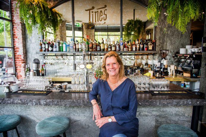 Comfort staat hoog in het vaandel van Tines, zegt Martine Slothouwer.