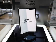 Samsung brengt vandaag opvouwbare Galaxy Fold uit in Nederland