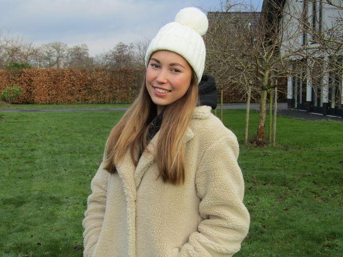 Tiara Verweij: ,,Hoe ik eruit zie, echt een meisje-meisje, klopt vaak niet helemaal met wat mensen verwachten op school.''