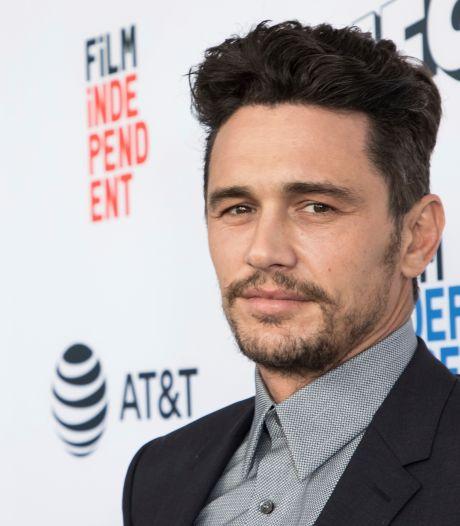 Acteur James Franco aangeklaagd om seksueel misbruik