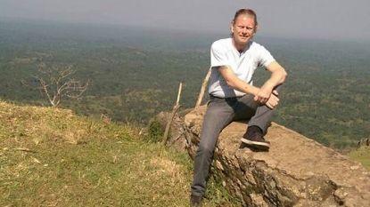 """Kurt (50) overleden aan hersenmalaria: """"Zijn hart lag in Afrika, daar zal hij ook rusten"""""""