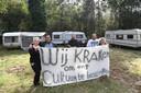 Het protest in Mill