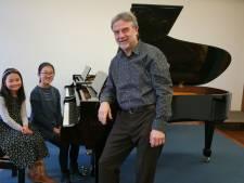 Zeer jonge pianisten winnen prijzen, met dank aan Joop Celis, uit Luyksgestel