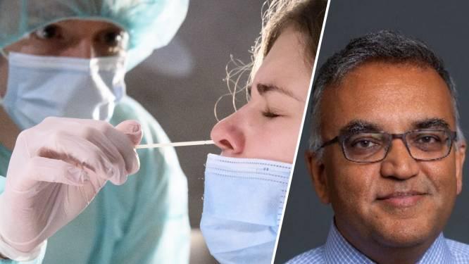Amerikaanse dokter houdt z'n hart vast: grafiek toont hoe snel besmettingen kunnen stijgen als Deltavariant dominant wordt