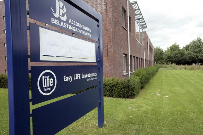 Het Easy Life-kantoor in Helmond.