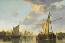 Het grote voorbeeld voor Turner: een gezicht op Dordrecht van Aelbert Cuyp.