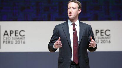 Grote baas Facebook gaat zich persoonlijk verantwoorden voor Amerikaans parlement na schandaal over datalek