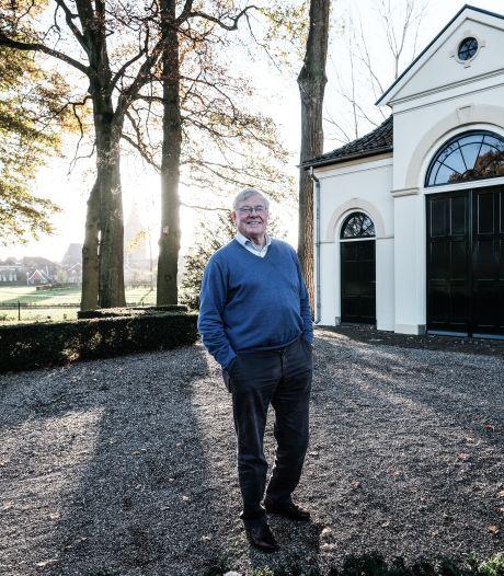 Hans (72) komt het liefst op de oude begraafplaats in Winterswijk: 'Dit is een prachtige plek'