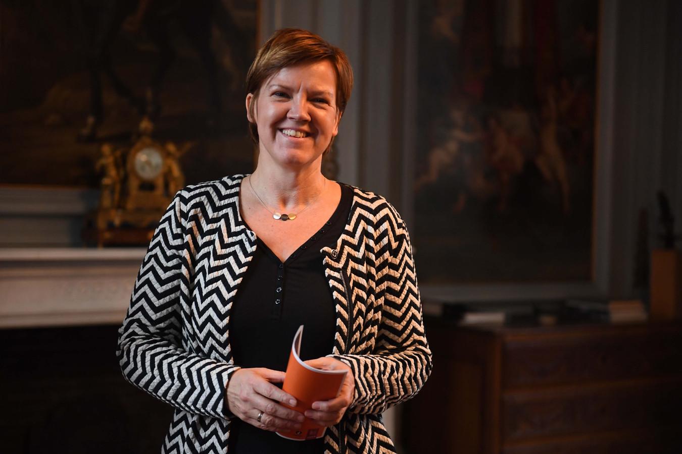 Els Van Hoof zetelt in de kamer voor CD&V maar zit ook in de Leuvense gemeenteraad.