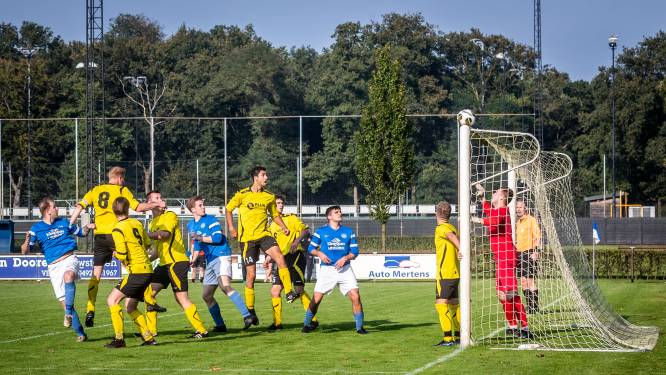 Boekel Sport wint simpel van Handel