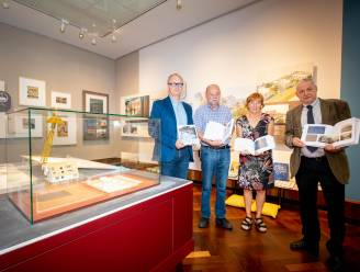 """Lierse Maatschappij voor de Huisvesting viert honderdste verjaardag met expo en boek: """"Ook Walter Grootaers en Fatma Taspinar groeiden op in sociale woning"""""""