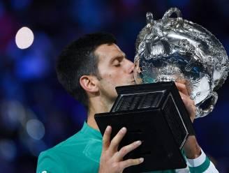 Djokovic schrijft historie met 310e week op eerste plaats wereldranglijst