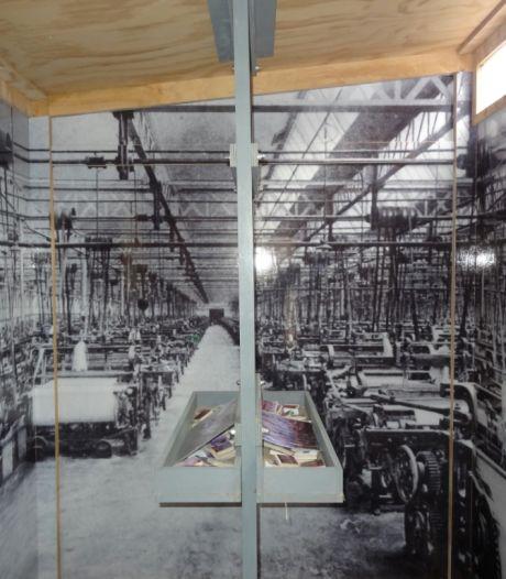 Horen en zien vergaan je in de oude textielfabriek in Vriezenveen, anno 2021