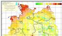 Wind in Duitsland en Nederland.