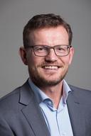 René Kreeft van de VVD Enschede