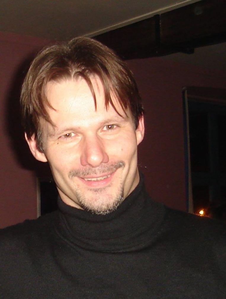 Professor Strafrecht Tom Vander Beken (UGent). Beeld RV