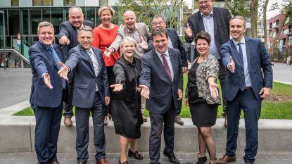 Nieuwe bestuursploeg wil 'vooruit met Roeselare'