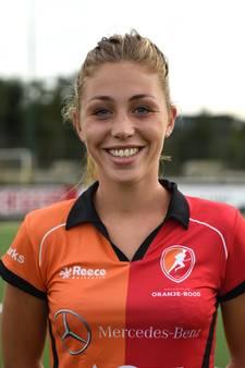 Laura Nunnink bezorgt Oranje-Rood nieuwe nipte zege