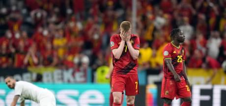 Désillusion pour les Diables Rouges, éclipsés de l'Euro par une solide Squadra Azzura