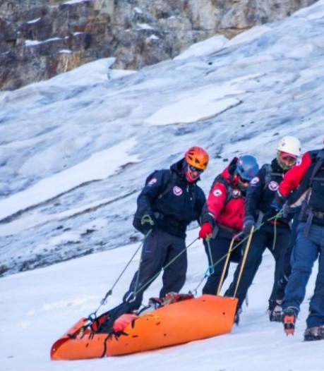 Vermiste klimmer mogelijk na dertig jaar dood teruggevonden in Argentijnse gletsjer