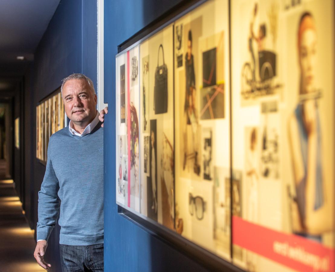 Graham Harris: ,,We richten ons op Nederlandse merken. Daar zijn onze klanten dol op.''