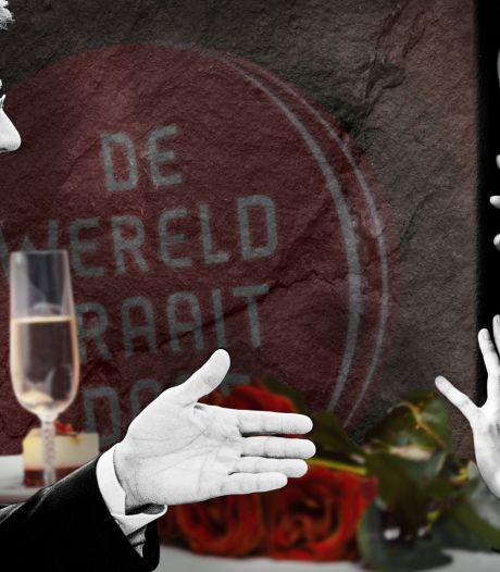 Mark Rutte in 'totale paniek' om Correspondents' Diner