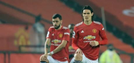 Manchester United ne veut pas envoyer Fernandes et Cavani en sélection