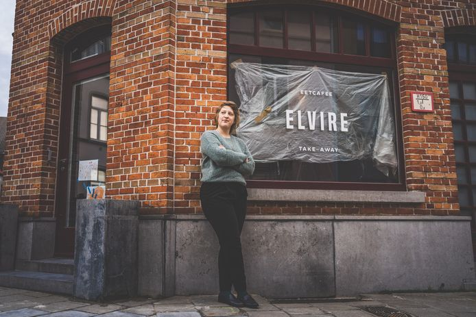 Vanaf maandag start zaakvoerster Kim Oosterlinck met takeaway in eetcafee Elvire.