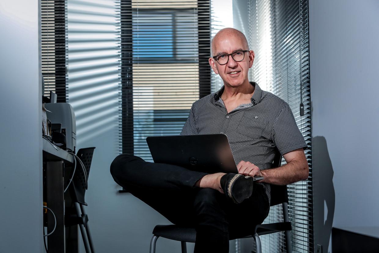 Professor Geert Molenberghs. Beeld Pieter-Jan Vanstockstraeten / Photonews