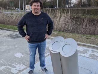 """Stad Ieper en IVVO plaatsen drie ondergrondse glascontainers: """"Ervaring leert dat ondergrondse containers minder uitnodigen tot sluikstorten"""""""