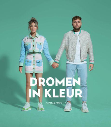 Suzan en Freek komen met 'Dromen in Kleur' als opvolger platina-debuutalbum