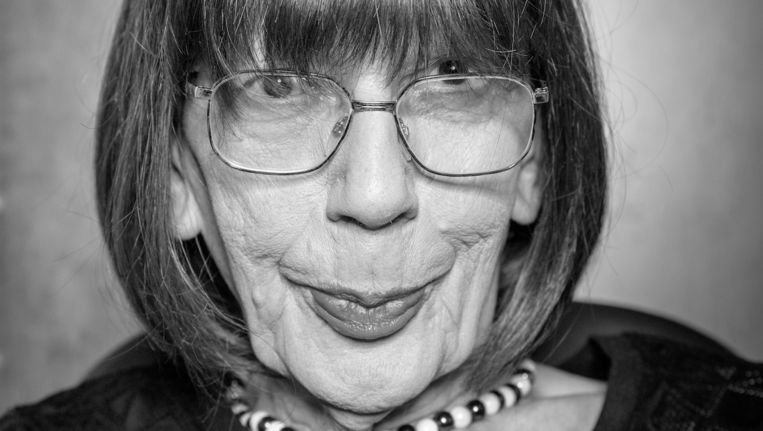 Anita in februari 2016 Beeld Dingena Mol