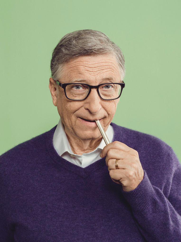 Bill Gates reduceert het klimaatprobleem tot de uitstoot van broeikasgassen: simpel en effectief - Volkskrant