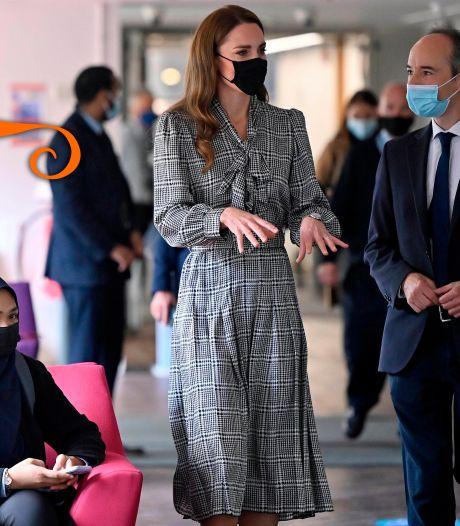 Na Bondgirl-jurk van zesduizend euro nu een Zara-jurkje van twintig voor Kate